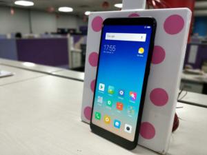 Xiaomi Redmi Note 5 sở hữu cấu hình mạnh mẽ