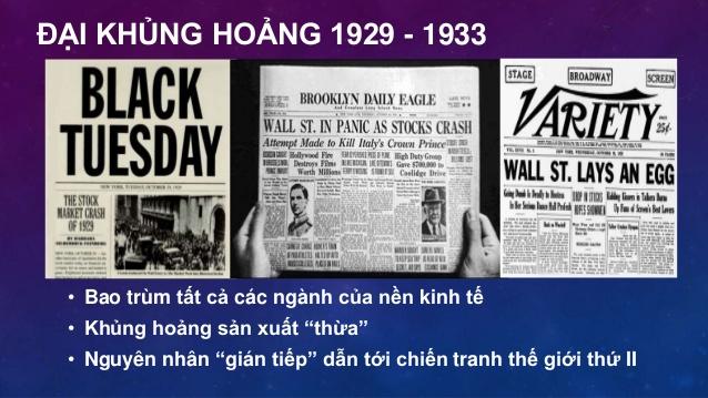 Đại khủng hoảng kinh tế 1929